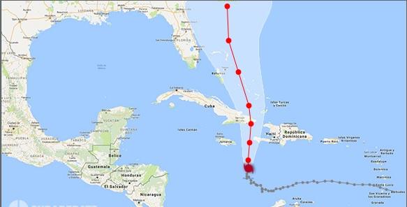 Guantánamo y el Oriente cubano en Alarma Ciclónica ante cercanía de Mathew