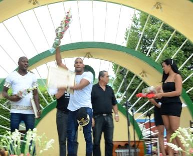 Guantánamo recibe a sus campeones de Río 2016