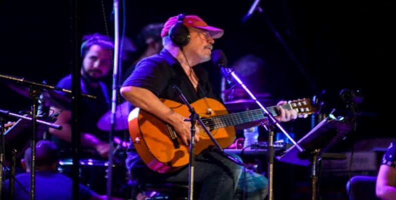 Silvio Rodríguez donará lo recaudado en sus conciertos en España a la compra de insumos de salud para Cuba