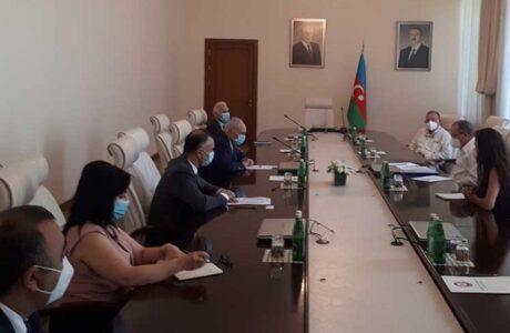 Ministro de Salud azerí agradece a Cuba presencia de brigada médica